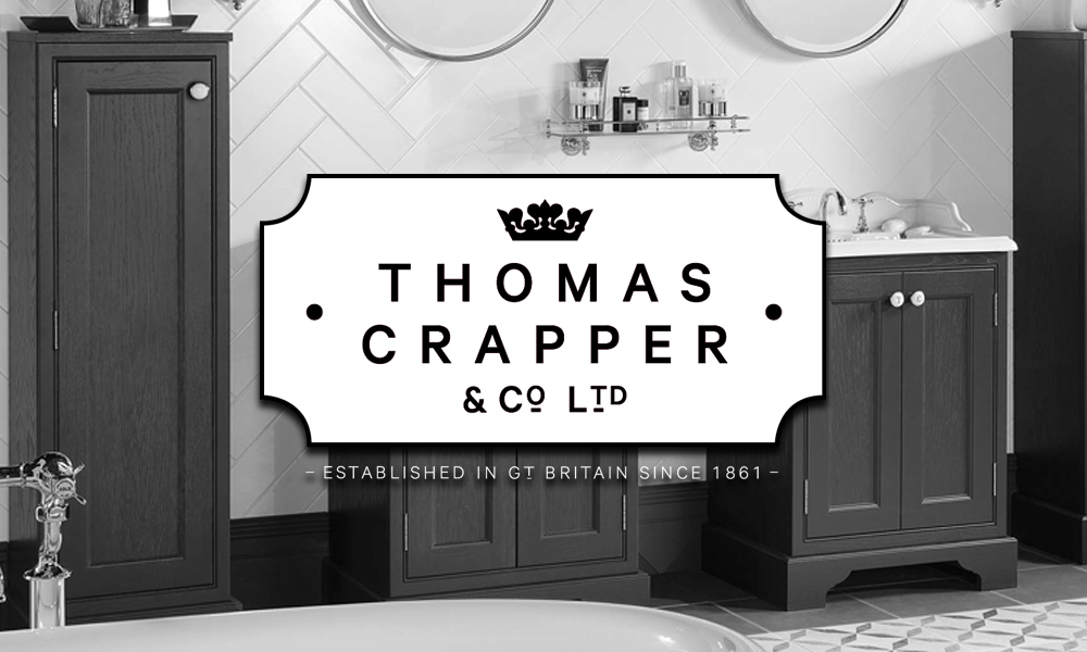 Thomas Crapper by District One Bathrooms