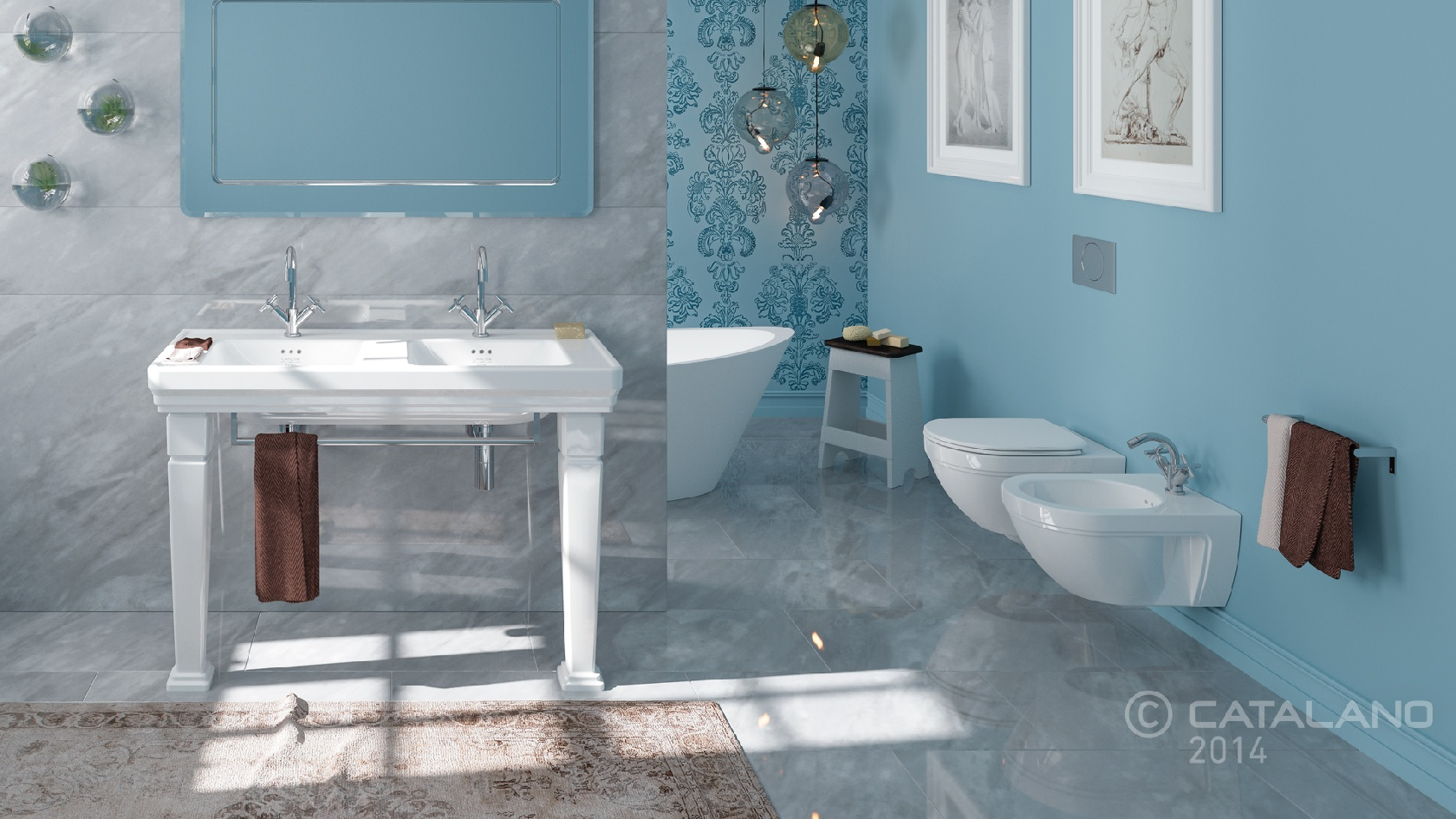 Catalano Canova Royal by District One Bathrooms Kendal